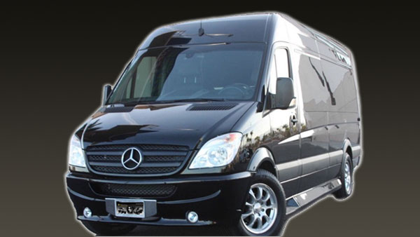Luxury Executive Van